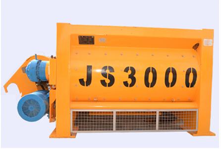 JS300混凝土搅拌机